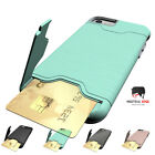 For Apple iPhone 8 7 6 Shockproof Hard Protective Rugged Slim Armor Case