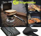 Ridgemonkey Sandwich Toaster Set - TOASTER CASE & UTENSILS STANDARD or XL Option