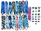 Stitch Lanyard and 5 Lilo & Stitch Themed Disney Trading Pins Set ~ Brand NEW
