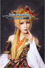 VOCALOID Kagamine LEN Cosplay Costume luxury Floral Kimono VanaN'Ice Band