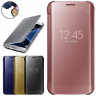 Mirror Cover Case for Samsung Galaxy S7 Edge S8 S9 Plus J5 A5 A7 2016 2017 Note9