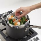 Silicone Collapsible Vegetable Steamer Steaming Cooking Tool Fruit Plate