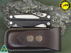 Horizontal Leather Pouch To Suit Charge Leatherman Multitool