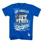 Kiss / Los Angeles Dodgers  Dressed to Kill  T-Shirt   Free Shipping  Official