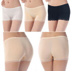 Womens Summer Dance Safe Underwear Inner Pants Lady Lace Solid Shorts Panties