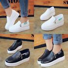 New Fashion Women 's Shoes Breathable Sneakers Casual Shoes Leather Shoes
