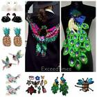 Embroidery Sequin Sew Iron On Patch Badge Bag Clothes Dress Fabric Applique DIY