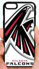 ATLANTA FALCONS NFL PHONE CASE COVER FOR IPHONE XS MAX XR X 8 7 6S 6 PLUS 5C 5 4 $14.88 USD on eBay