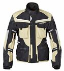 Triumph Mens Trek Black Stone Motorcycle Armoured Jacket NEW RRP £279!!!