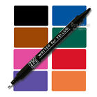 Zig Writer for Vellum, twin tip marker, choice of colours, archival quality ink