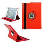 Colorful!! 360 Rotating PU Leather Case Smart Cover for iPad Air Air 2 Mini <br/> FREE SCREEN PROTECTOR + STYLUS PEN + FAST FROM CANADA