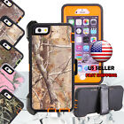 For Apple iPhone 6 Plus Heavy Duty Protective Shockproof Defender Camo Case