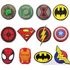 Super Hero Badge Patches Tactical 3D Avengers Badges Patch Top Quality