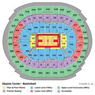 LAKERS @ CLIPPERS SATURDAY APRIL 1ST (2) LOWER LEVEL ROW 3 AISLE SEATS 1-2