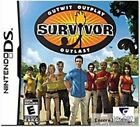 Survivor (Nintendo DS) Lite Dsi xl 2ds 3ds xl outwit outplay outlast