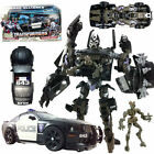 TRANSFORMERS Barricade & Decepticon Frenzy HUMAN ALLIANCE RD-24 ROBOT FIGURE TOY - Time Remaining: 1 day 11 hours 13 minutes 41 seconds