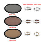 Eyebrow Stamp Powder Shadow Definition Brow Stamp Natural Straight Palette