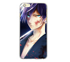 Noragami injured phone shell case for Iphone 5s /5c/6/4s AS62 Gift