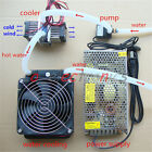 DIY Thermoelectric Peltier Refrigeration TEC1-12706 Cooler+water cooling System