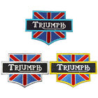TRIUMPH Logo Embroidered Iron On Patch #PTTR03 $3.5 USD on eBay