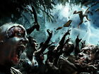 Dead Island Zombies Horror Video Game HUGE GIANT PRINT POSTER