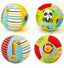Stuffed My First Little Ball Infant Baby Crib Toy Sports Rattle Kid Toddler Soft