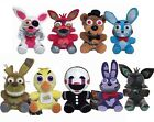 7 Five Nights at Freddy's FNAF Horror Game Plush Dolls Plushie Toys