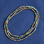 Waist Beads Stretchy Multicoloured without Clasp