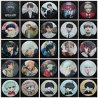 Lot of & Fashion Kpop Bts Bangtan Boys All members Badge Brooch Chest Pin Button