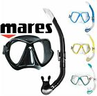 NEW - Mares SILICONE Mask and Purge Snorkel Set - WORLDS BESTSELLING SNORKEL SET