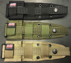 IZULA-MOLLE-BACK Molle Back For Esee Izula & Candiru Knives w/3 different Colors