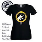 Kurupt FM 108.9 Ladies T Shirt People Just Do Nothing Chabuddy Grinda BBC Pirate