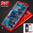 360° Full Cover Plated TPU Rubber+PC Shockproof Case for Samsung Galaxy S8 Plus