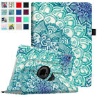 For Apple iPad Air 2 (2014) 360 Degree Rotating Leather Folio Case Cover Stand