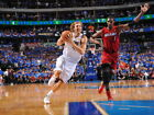 Dirk Nowitzki Finals Dallas Mavericks Miami Huge Giant Print POSTER Affiche on eBay