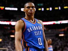 Russell Westbrook Oklahoma City Thunder Huge Giant Print POSTER Affiche on eBay