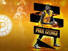 Paul George 24 Art Indiana Pacers Basketball Huge Giant Print POSTER Affiche on eBay