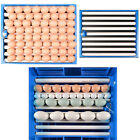 Chicken Eggs 360° Turner Automatic Duck Quail Bird Poultry Egg Incubator ...