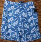WEATHERPROOF MENS COPEN PRINT POLYESTER SWIM/BOARD SHORTS LIST $40