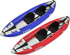 NEW Z-Pro Tango 200 Inflatable Kayak - Two Person Two Seater Kayak - Blue or Red