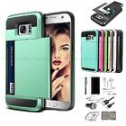 Card Slot Wallet Case Cover Headset Charger Accessory Samsung Galaxy Note 8