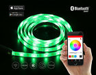 Bluetooth SMART phone RGB LED strip light Kit controller flexible wireless LED