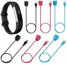 1M Clip Tracker Charging Cradle Charger Dock Reset Function For Fitbit Alta HR
