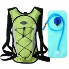 Hydration Backpacks with 2 L Backpack Water Bladder for Hiking, Cycling, Running