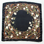 "Women's Fashion Print Neckerchief Scarves Office Small Neck Square Scarf 21""*21"""