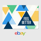 eBay Digital Gift Card Get Well Soon Feel Better - Email Delivery