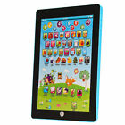 Electronic Children Tablet Computer I pad Kids Educational Play Read Game Toy