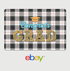 eBay Digital Gift Card - Graduation Plaid -  Fast Email Delivery