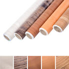 Wood Grain Self-adhesive Wallpaper Roll PVC Film Sticker Furniture Kitchen Decor