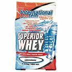International Protein SUPERIOR WHEY SUPPLEMENT, CHOCOLATE - 2.27Kg Or 4.55Kg